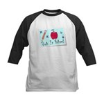 Back To School Kids Baseball Jersey