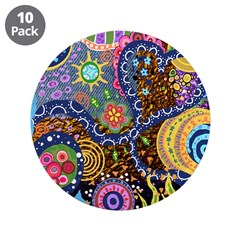 Abstract Colorful Tribal art Celebration 3.5