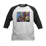 Abstract Colorful Tribal art Celebration Kids Base