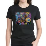 Abstract Colorful Tribal art Celebration Women's D