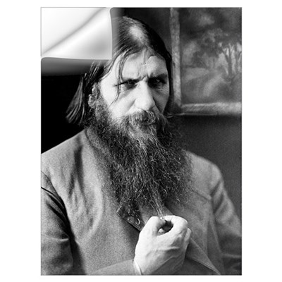 Grigori Rasputin, Russian mystic Wall Decal