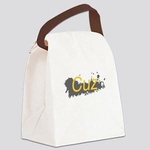Cuz Canvas Lunch Bag