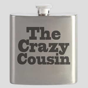 The Crazy Cousin Flask