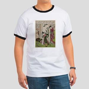 November - Harunobu Suzuki - 1770 T-Shirt