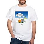 Weather Prep White T-Shirt