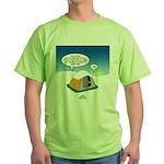 Weather Prep Green T-Shirt