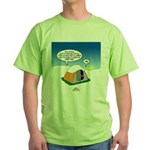 Weather Prep Green T-Shirt