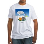 Weather Prep Fitted T-Shirt