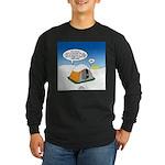 Weather Prep Long Sleeve Dark T-Shirt