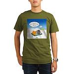 Weather Prep Organic Men's T-Shirt (dark)