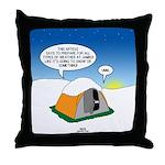 Weather Prep Throw Pillow