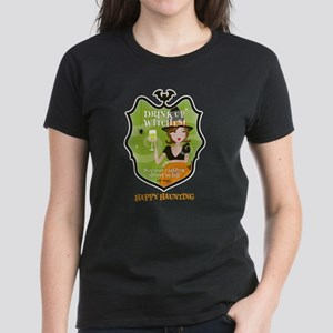 Drink Up Witches Women's Dark T-Shirt