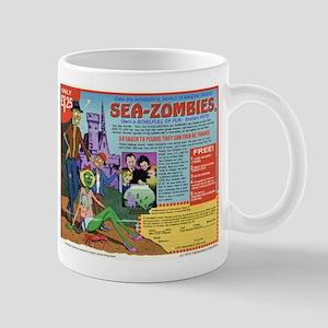 Sea -Zombies Mug
