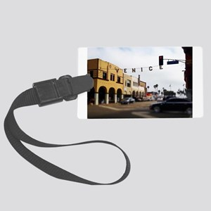 Venice Crossing Large Luggage Tag