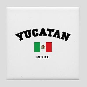 Yucatan Tile Coaster