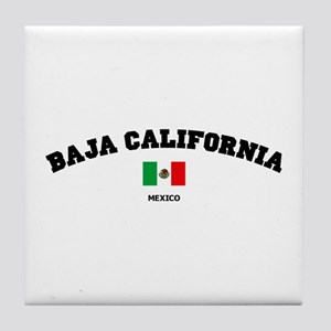 Baja California Tile Coaster