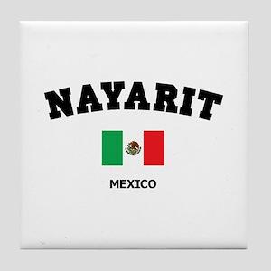 Nayarit Tile Coaster