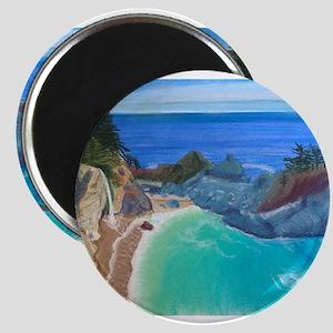 McWay Falls Big Sur Magnet