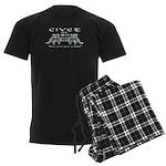 Civet Brand Luwak Coffee Men's Dark Pajamas