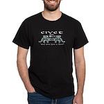 Civet Brand Luwak Coffee Dark T-Shirt