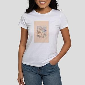Hipster Hippie Chick Women's T-Shirt