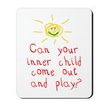 Inner Child Mousepad