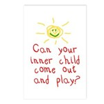 Inner Child Postcards (Package of 8)