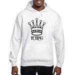 King Symbol Hooded Sweatshirt