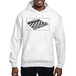 Simply Chess Hooded Sweatshirt
