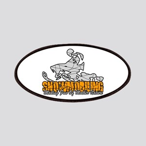 Snowmobiling Patches