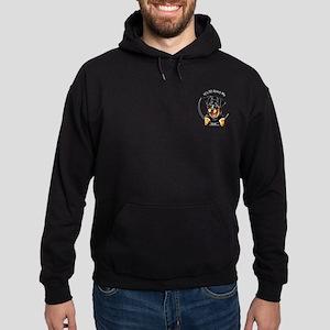 Pocket Rottie IAAM Hoodie (dark)