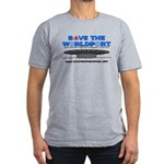 Save the Worldport Front - Light Shirts T-Shirt