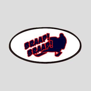 Braap Braap Patches