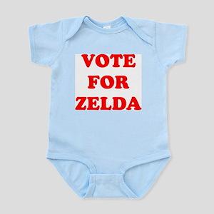 Vote For Zelda Infant Creeper