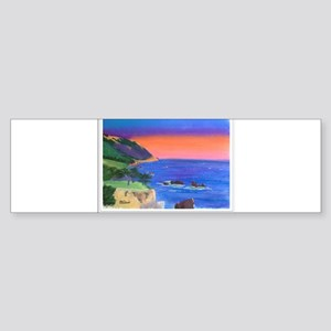 Cypress Overlook Sticker (Bumper)