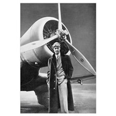 Howard Hughes, US aviation pioneer Framed Print