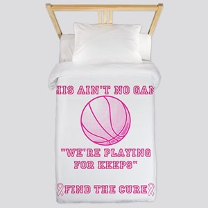 Aint No Game Twin Duvet