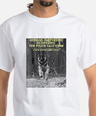 German Shepherds are so Awesome, the Police call t
