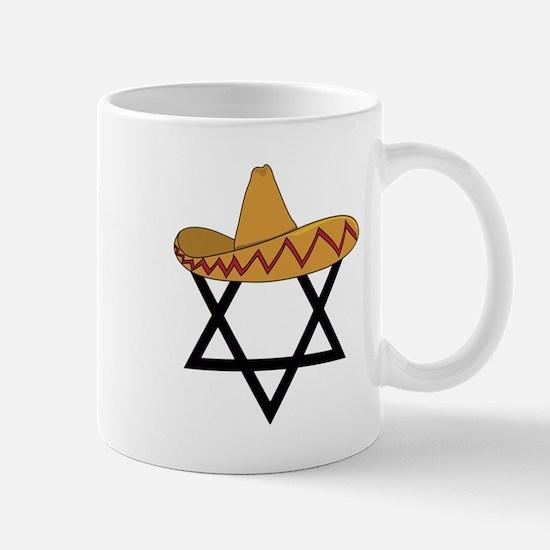 A Jew and a Mexican Star of Sanchez Mug