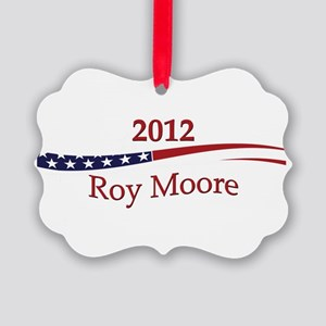 RoyMoore Picture Ornament