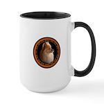 Pomeranian Large Mug Small Dog Coffee Cup Mug