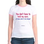 YouEars Jr. Ringer T-Shirt