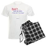 DontHoldMyEars Men's Light Pajamas