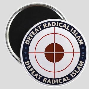 Defeat Radical Islam Magnet