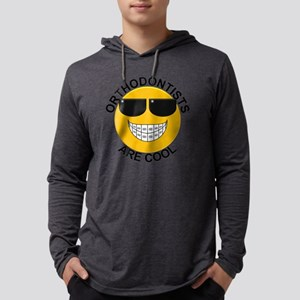 Orthodontists Are Cool Mens Hooded Shirt