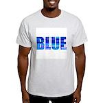 BLUE Ash Grey T-Shirt