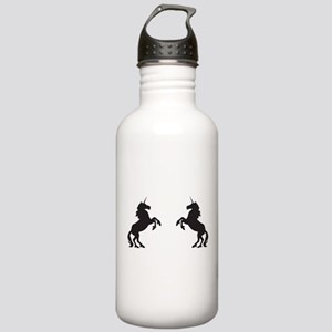 Twin Unicorns Stainless Water Bottle 1.0L