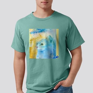 SignedKitty2 Mens Comfort Colors Shirt