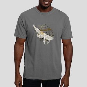 Vintage Flying Eagle Mens Comfort Colors Shirt