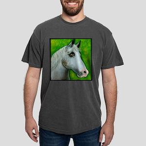 Appaloosa White Horse Mens Comfort Colors Shirt